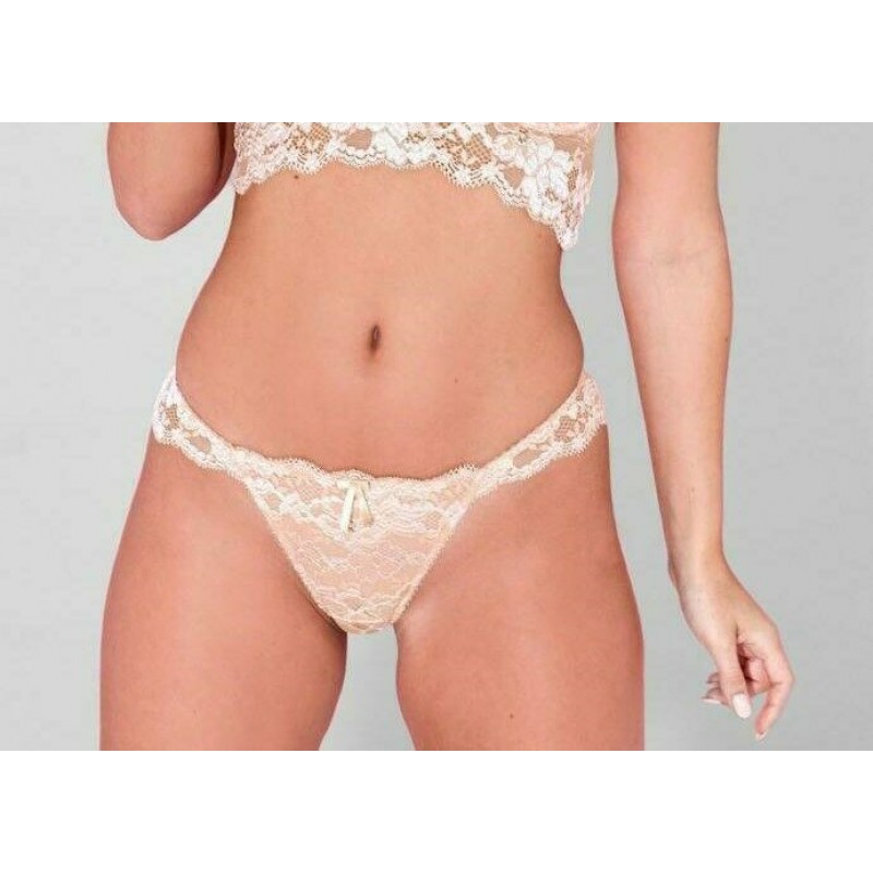 Short or Brazilian Brief Pour Moi Amour Caramel Underwired Non Padded Bra